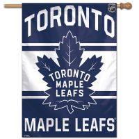 "Toronto Maple Leafs Vertical Flag 28"" x 40"""