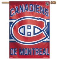 "Montreal Canadiens Vertical Flag 28"" x 40"""