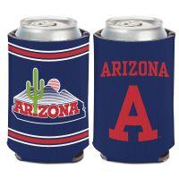 Arizona Wildcats / Vintage Collegiate Can Cooler 12 oz.