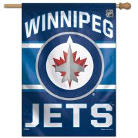 "Winnipeg Jets Vertical Flag 28"" x 40"""