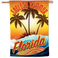 "State / Florida Vertical Flag 28"" x 40"""