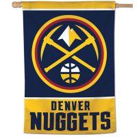 """Denver Nuggets Vertical Flag 28"""" x 40"""""""