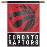 "Toronto Raptors Vertical Flag 28"" x 40"""