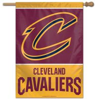 """Cleveland Cavaliers Vertical Flag 28"""" x 40"""""""