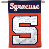 "Syracuse Orange /College Vault Vertical Flag 28"" x 40"""