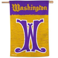 "Washington Huskies / Vintage Collegiate VINTAGE Vertical Flag 28"" x 40"""