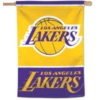 "Los Angeles Lakers Vertical Flag 28"" x 40"""