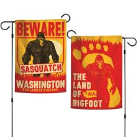 "State / Washington Garden Flags 2 sided 12.5"" x 18"""