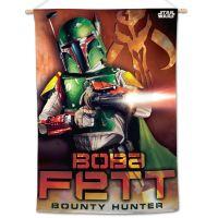 "Original Trilogy / Original Trilogy BOBA FETT Vertical Flag 28"" x 40"" Boba Fett"