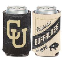 Colorado Buffaloes / Vintage Collegiate Can Cooler 12 oz.