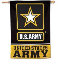 "U.S. Army Vertical Flag 28"" x 40"""