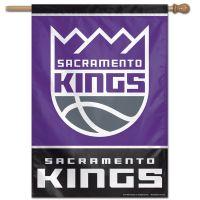 "Sacramento Kings Vertical Flag 28"" x 40"""