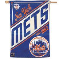 """New York Mets / Cooperstown cooperstown Vertical Flag 28"""" x 40"""""""