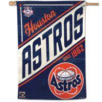 "Houston Astros / Cooperstown Cooperstown Vertical Flag 28"" x 40"""