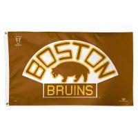 Boston Bruins / Vintage NHL Flag - Deluxe 3' X 5'