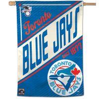"Toronto Blue Jays / Cooperstown Cooperstown Vertical Flag 28"" x 40"""