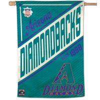 """Arizona Diamondbacks / Cooperstown cooperstown Vertical Flag 28"""" x 40"""""""