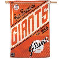 "San Francisco Giants / Cooperstown Cooperstown Vertical Flag 28"" x 40"""
