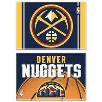 """Denver Nuggets Rectangle Magnet, 2pack 2"""" x 3"""""""
