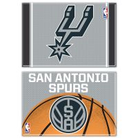 "San Antonio Spurs Rectangle Magnet, 2pack 2"" x 3"""