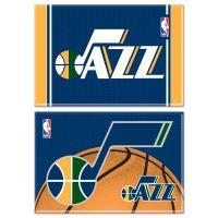 "Utah Jazz Rectangle Magnet, 2pack 2"" x 3"""