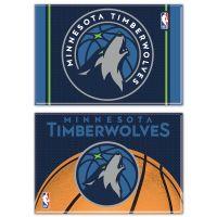 "Minnesota Timberwolves Rectangle Magnet, 2pack 2"" x 3"""