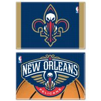 """New Orleans Pelicans Rectangle Magnet, 2pack 2"""" x 3"""""""