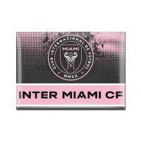 """Inter Miami CF Metal Magnet 2.5"""" x 3.5"""""""