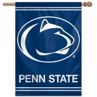 """Penn State Nittany Lions Vertical Flag 28"""" x 40"""""""