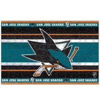 San Jose Sharks 150 Pc. Puzzle in Box