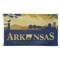 State / Arkansas Flag - Deluxe 3' X 5'