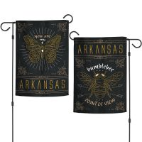 "State / Arkansas Garden Flags 2 sided 12.5"" x 18"""