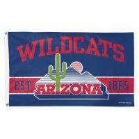Arizona Wildcats / Vintage Collegiate VINTAGE Flag - Deluxe 3' X 5'