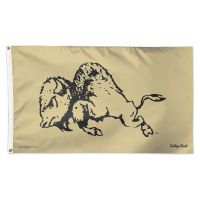 Colorado Buffaloes / Vintage Collegiate Vault Flag - Deluxe 3' X 5'