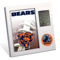 Chicago Bears Desk Clock