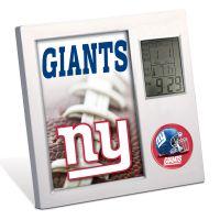 New York Giants Desk Clock