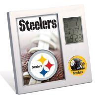 Pittsburgh Steelers Desk Clock