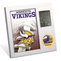Minnesota Vikings Desk Clock