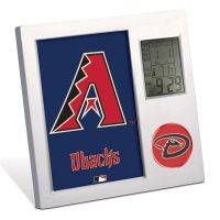 Arizona Diamondbacks Desk Clock