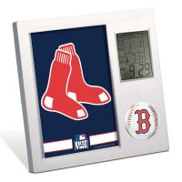 Boston Red Sox Desk Clock