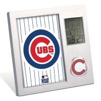 Chicago Cubs Desk Clock