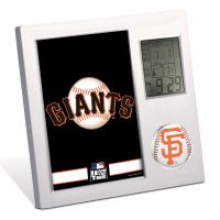 San Francisco Giants Desk Clock