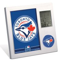 Toronto Blue Jays Desk Clock