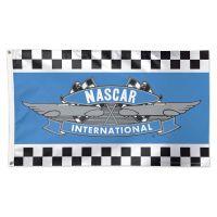NASCAR Logo Flag - Deluxe 3' X 5'