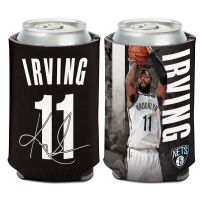 Brooklyn Nets image Can Cooler 12 oz. Kyrie Irving