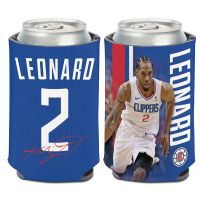 Los Angeles Clippers image Can Cooler 12 oz. Kawhi Leonard