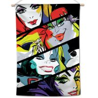 "Villains / Disney Villains Vertical Flag 28"" x 40"""