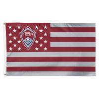 Colorado Rapids / Patriotic Americana Flag - Deluxe 3' X 5'