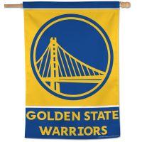 """Golden State Warriors Vertical Flag 28"""" x 40"""""""