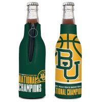NCAA Div I Basketball Champ Baylor Bears MENS FINAL FOUR CHAMPION BAYL Bottle Cooler